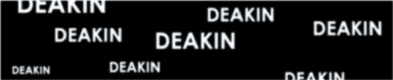 Deakin University.