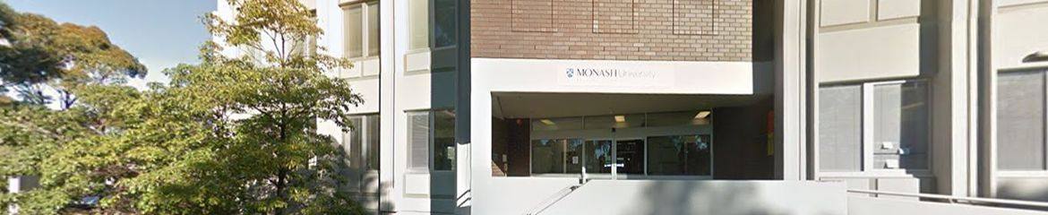 Monash University Clayton Campus.