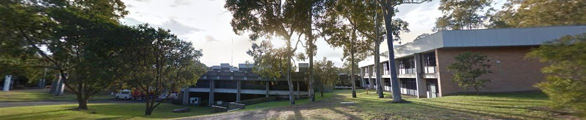 University of Newcastle Callahan Campus.