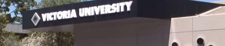 Victoria University.