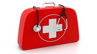 Medical kit for better health.
